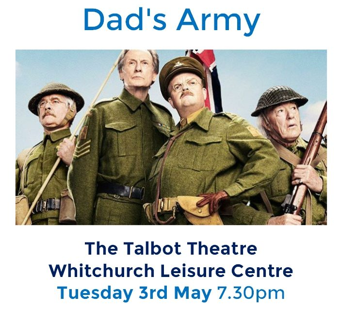 Tuesday 3rd May - The Talbot Theatre