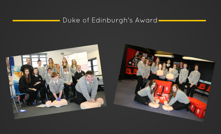 Duke of Edinburgh's Award Update