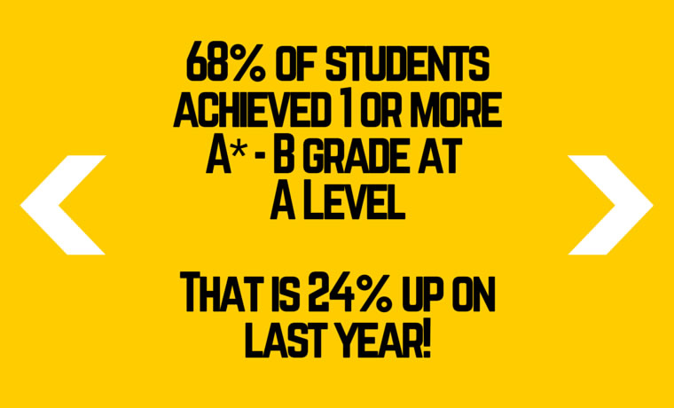 Well done Year 13!
