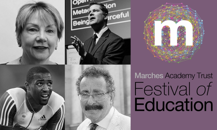 Click here to go to the Festival of Education website