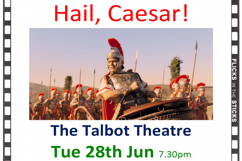 Tuesday 28th June - The Talbot Theatre