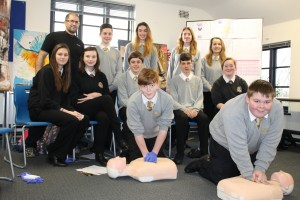 Silver first aid training