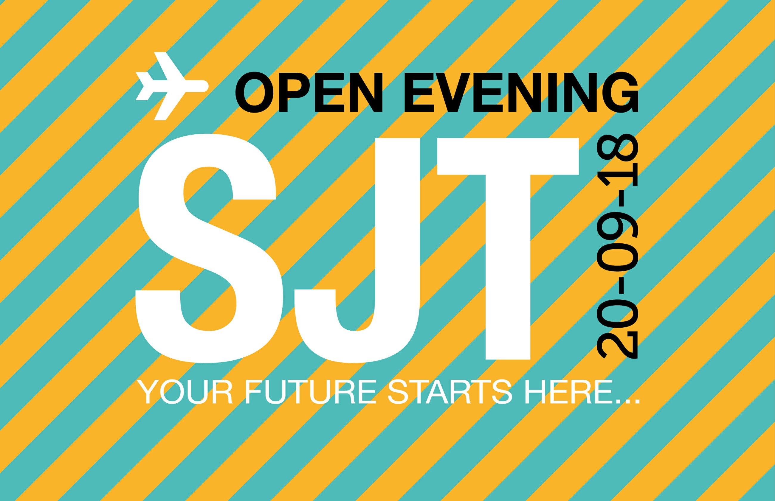 Sir John Talbot's School Open Evening takes place on September 20th